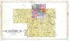 Watertown Plat, Jefferson County 1899